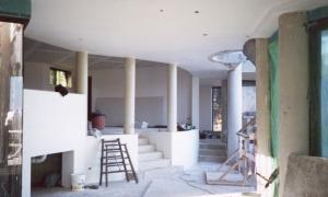 plaster-setting